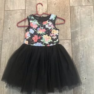 Poppy and Julie little girls dress